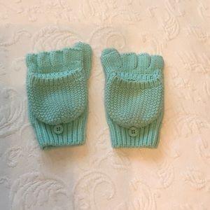 Gymboree kids mittens